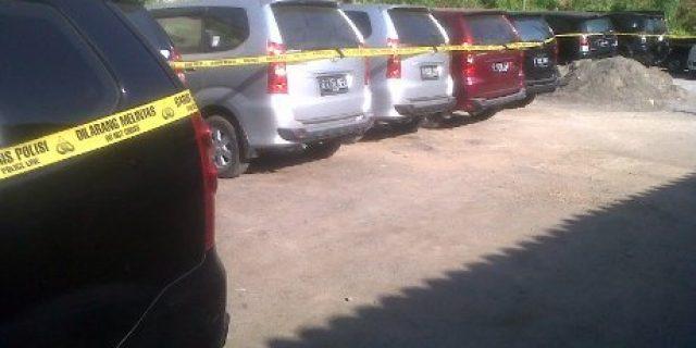 Crazy! A Mother Darken 58 Cars