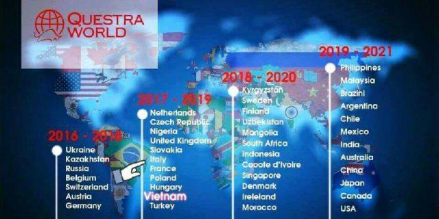 Strategi Questra World selama 5 tahun ke depan